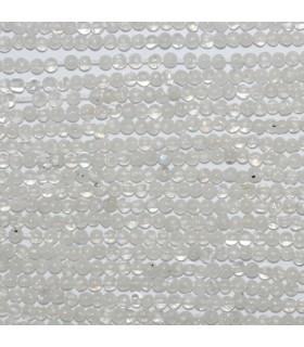 Moonstone Round Beads 2-2.5mm.-Strand 32cm.-Item.11041