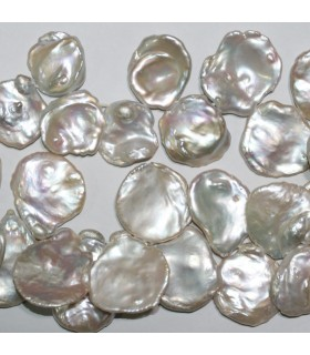 FreshWater Keshi Pearl 20-25mm.Approx.-Strand 40cm.-Item.11101