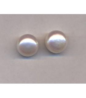 Perla Cultivada Pendiente 10-10.50mm. 6 pares Ref.2211