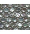 Coin Pearl 13-14mm.-Strand 40cm.-Item.4508