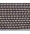 Gray Pearl Rice 6x5mm -Strand 40cm- Item. 1163