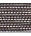 Perlgrauer Reis 6x5mm -String 40cm- Ref. 1163