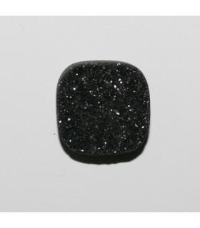 Cabujón Agata Druzzy Cuadrado ( 4 Piezas ) 17mm.-Ref.475CB