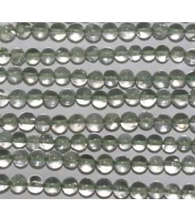 Amatista Verde Bola 4mm -Hilo 40cm- Ref.2690