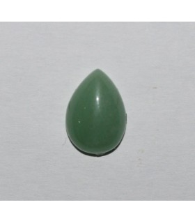 Cabujón Aventurina Gota 8 4 Piezas ) 14x10mm.-Ref.091CB