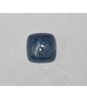 Cabujón Cianita Cuadrado ( 4 Piezas ) 10mm.-Ref.5680