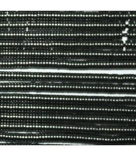 Hematite Disco Liso 3x1mm.-Hilo 40mm.-Ref.8650