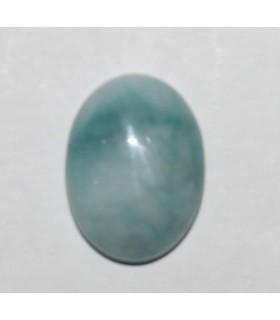 Cabujón Cuarzo Azul Oval ( 4 Piezas ) 17x13mm.-Ref.167CB