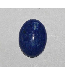 Cabujón Lapis Lázuli Oval ( 4 Piezas ) 12x16mm.-Ref.5700