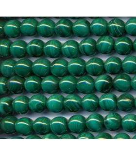 Malaqiuta Bola Lisa 7-8mm -Hilo 40cm- Ref.2128