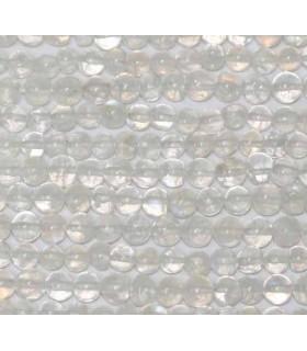 Piedra Luna Bola 3-4mm -Hilo 38cm- Ref.2412