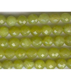 Serpentine Faceted Round Beads 8mm -Strand 40cm- Item.1696