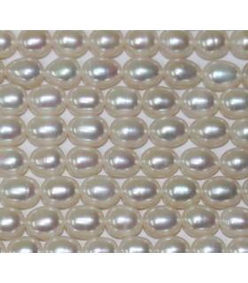 Perla Oval 5-6mm -Hilo 40cm- Ref.2951