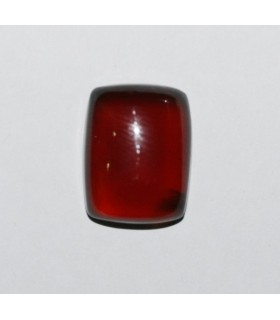 Granate Hesonita Rectangular Liso ( 24 CT ) 19x14mm.-Ref.7956