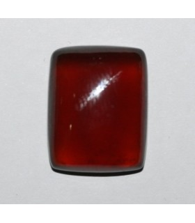 Granate Hesonita Rectangular Liso ( 28.2 CT ) 20x16mm.-Ref.7822
