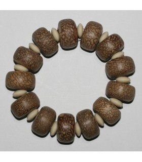 Seed Bracelet 21x12mm.-Item.9061