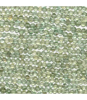 Apatite Round Beads 2mm.-Strand 34cm.-Item.9181