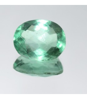 Fluorite Faceted Oval 16.5x13mm-Item.005PE
