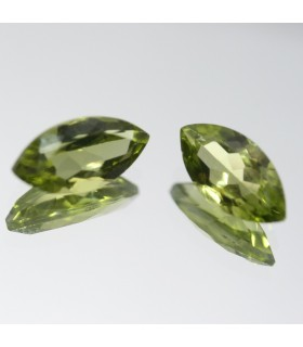 Peridoto Marquis Facetado ( 4.6CT ) 12x6mm.-Ref.012PE