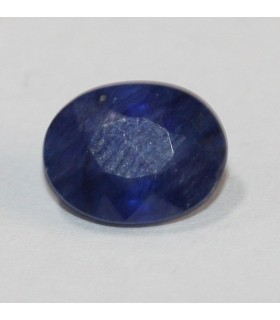 Zafiro Azul Oval 9x7mm 2.9ct Ref.078PE