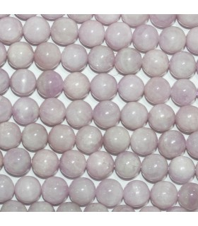 Kunzite Round Beads 8mm.-Strand 40cm.-Item.9932