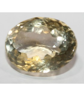 Citrino Oval Facetado ( 9.40 CT ) 15x11.8mm.-Ref.049PE