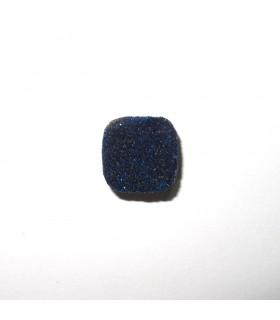 Cabujón Agata Druzzy Cuadrado 12 mm. (6 piezas).- Ref: 503CB