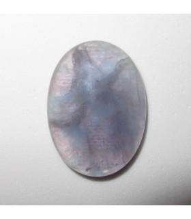 Fluorite Oval Cabochon 20x15 mm. (2 piezas).- Ref: 632CB