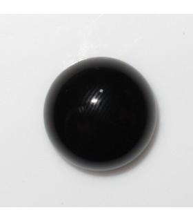 Cabujon Onix Redondo 10 mm. (9 piezas).- Ref: 891CB