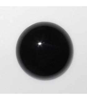 Cabujon Onix Redondo 18 mm. (8 piezas).- Ref: 894CB
