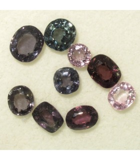 Lot Spinel Faceted (6.9 ct.).- Item: 053LO
