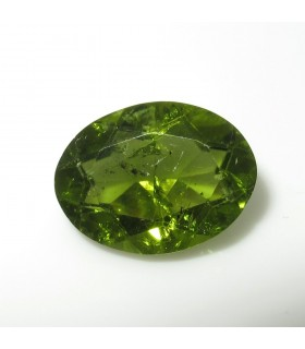 Peridot Faceted Oval (9.3 ct.).- Item: 250PE