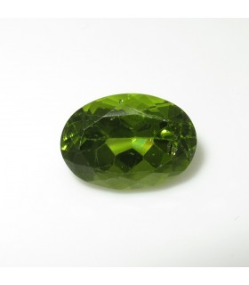 Peridot Faceted Oval (7.4 ct.).- Item: 253PE