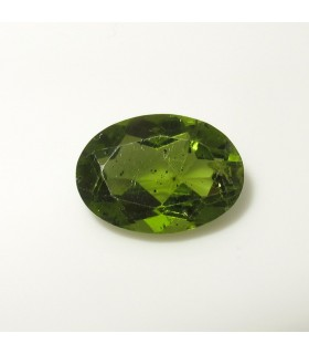 Peridot Faceted Oval (7.6 ct..).- Item: 257PE
