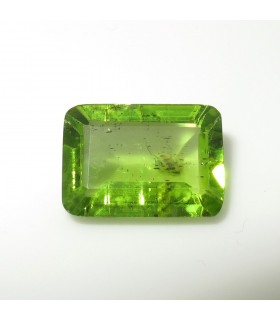 Peridot Faceted Oval (6.2 ct.).- Item: 258PE