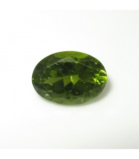 Peridot Faceted Oval (6.4 ct.).- Item: 259PE
