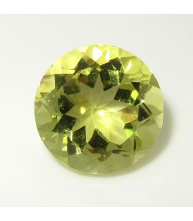 Lemond Quartz Faceted Round 16 mm. (13 ct.).- Item: 263PE