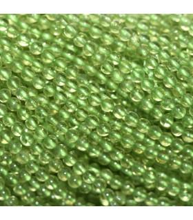 Peridoto Bola 2mm -Hilo 40cm- Ref.4930