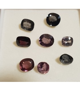 Lot Spinel Faceted (5.85 ct.).- Ref: 054LO