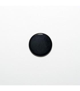 Cabujon Onix Redondo Plano 10mm (10 piezas).- Ref: 1091CB