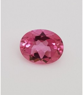 AAA Pink Topaz Faceted Oval 10x8mm Item.301PE