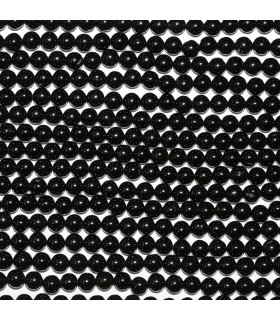 Spinel Round Beads 5mm.-Strand 33mm.-Item.10993